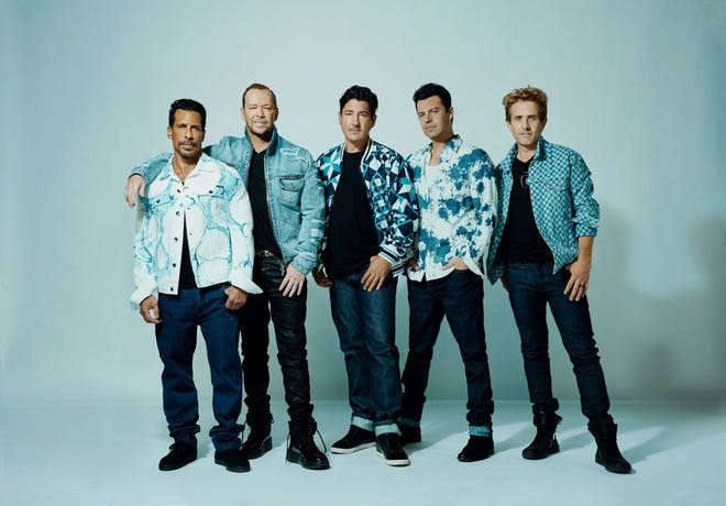 New Kids on the Block are coming to Heritage Bank Center on May 10, along with Rick Astley, Salt-N-Pepa and En Vogue. Tickets go on sale Friday.