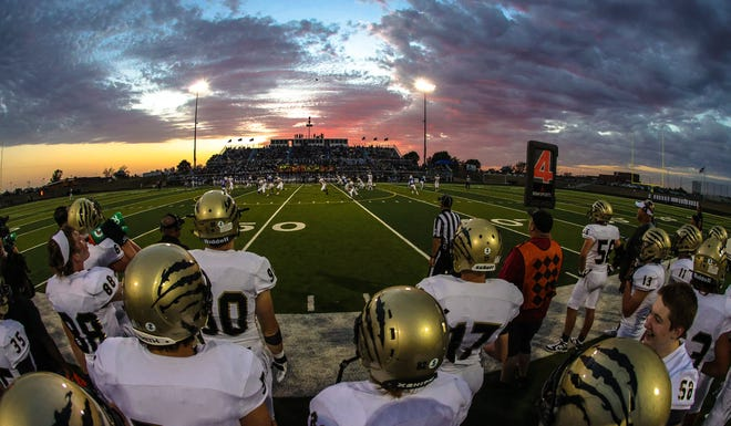 Andover Central's 5-0 record has them No. 1 in Class 4A by a unanimous vote from the voters.