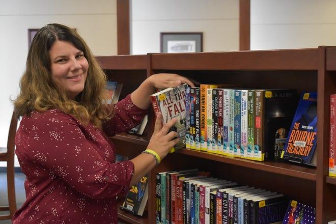 Mica Hunter, who grew up in Augusta, has been named Library Director of theBradford Memorial Library in El Dorado.