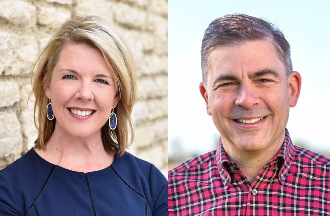 Ohio Rep. Allison Russo and coal lobbyist Mike Carey are running against each other in the 15th District special election Nov. 2.