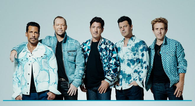 New Kids On The Block will play at Value City Arena on June 25 for a musical jamboree with special guests Salt-N-Pepa, Rick Astley and En Vogue.