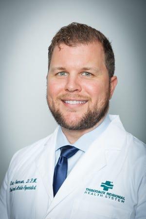 Dr. Eric Swenson.