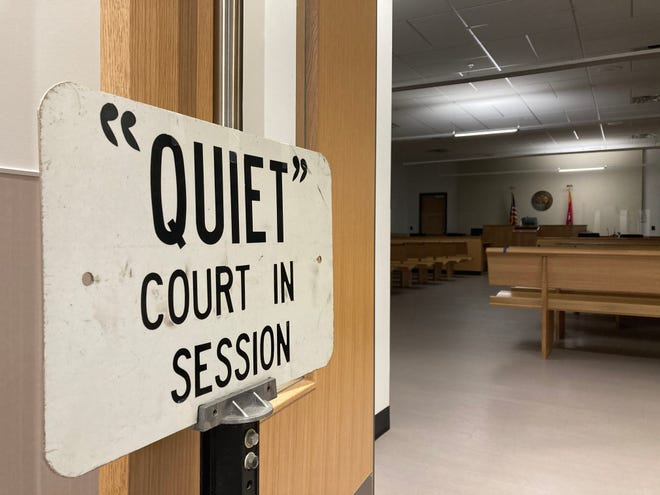 Nathanial Pipkin, 22, is scheduled to appear at Maury County General Sessions Court Part II in Mt. Pleasant, Tenn., on Nov. 22, 2021.
