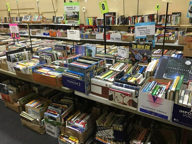 The FOBBL Big Autumn Book Sale returns to the Beaches Branch Library beginning Tuesday, after a two-year hiatus due to COVID.