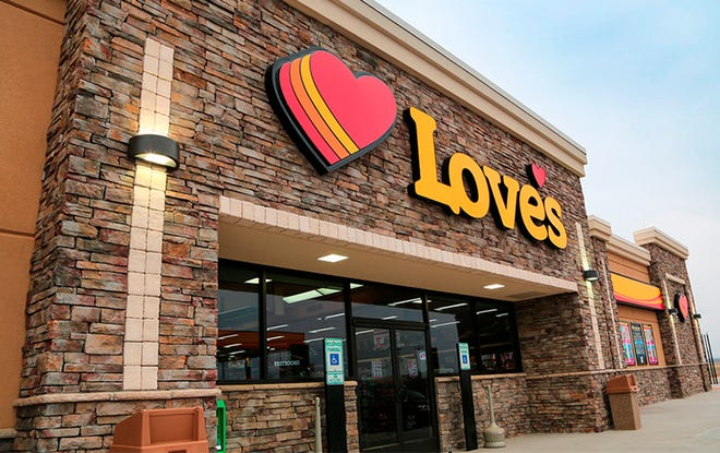 Loves Travel Stop has proposed a location at the 179 exit of Interstate 10 in Gonzales.