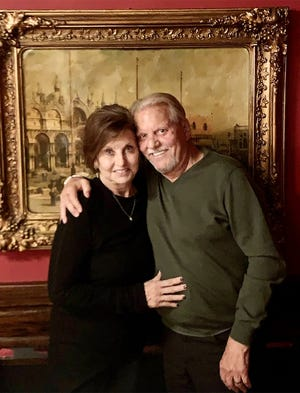 55 years: Linda and Bill Neimann, of Oklahoma City, were married Oct. 7, 1966.