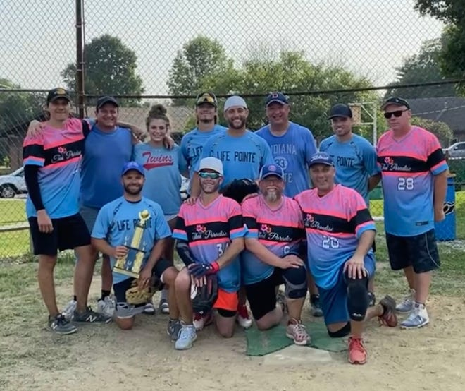 Life Pointe Church of the Nazarene in Mooresville won the double-elimination tournament, as well as the regular season.