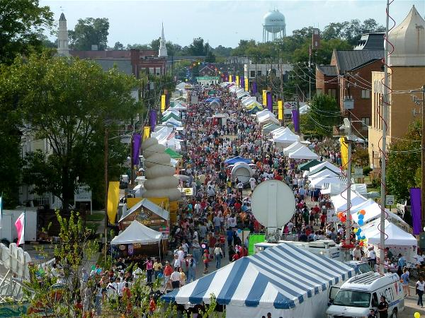 Mumfest 2021 is scheduled for Oct. 9 and 10 in downtown New Bern