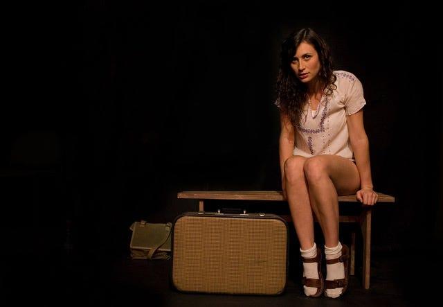 "Adi Bielski stars in ""An Israeli Love Story."""