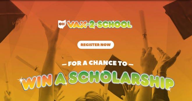 Ohio's Vax-2-School contest is now open.