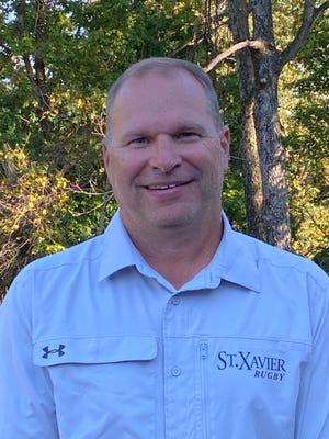 Mark Weidner is St. Xavier's new rugby head coach
