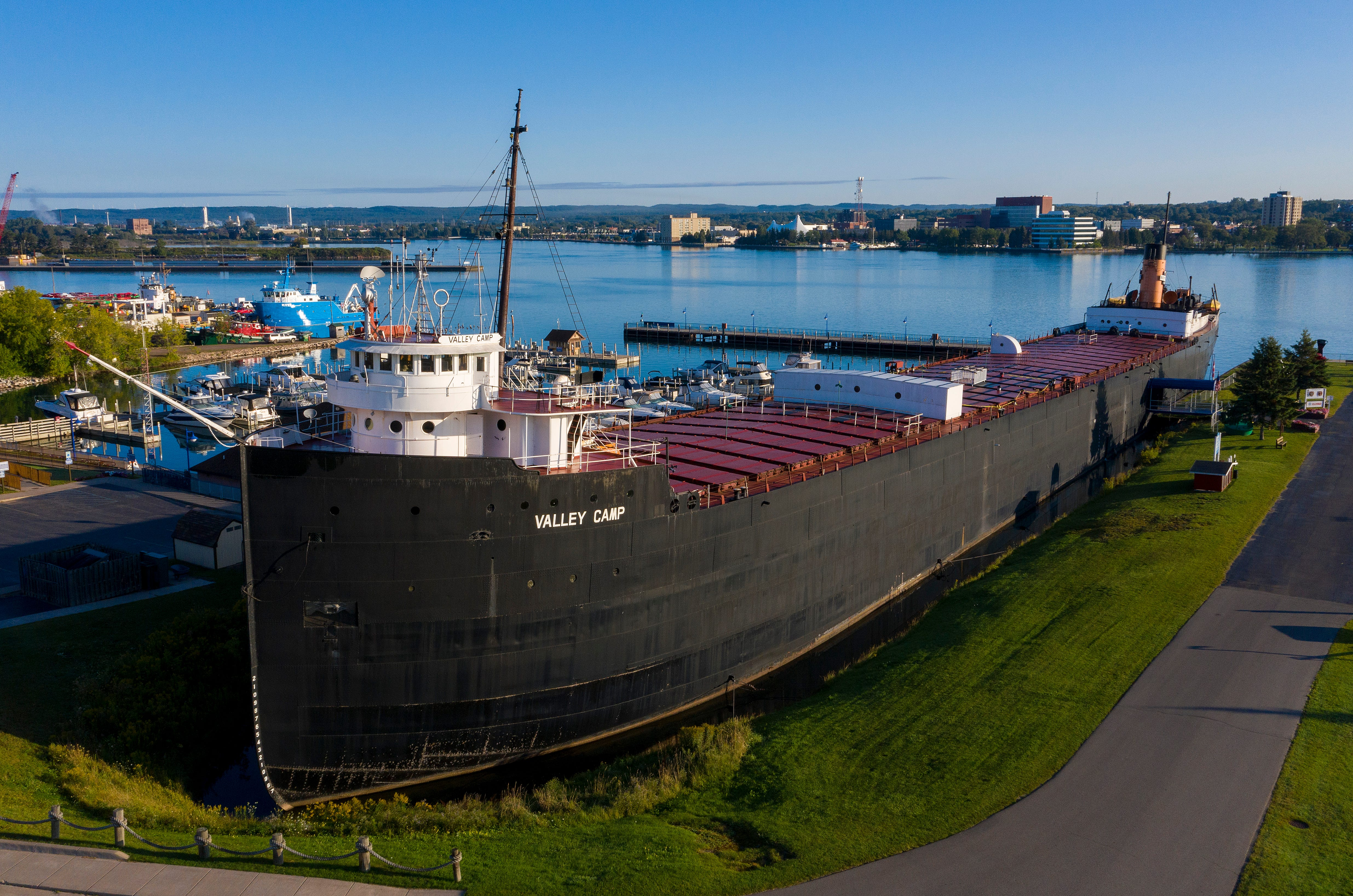 Michigan Marvels: Museum Ship Valley Camp