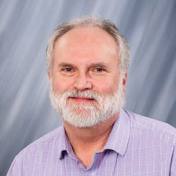 University of Northern Iowa professor Steve O'Kane