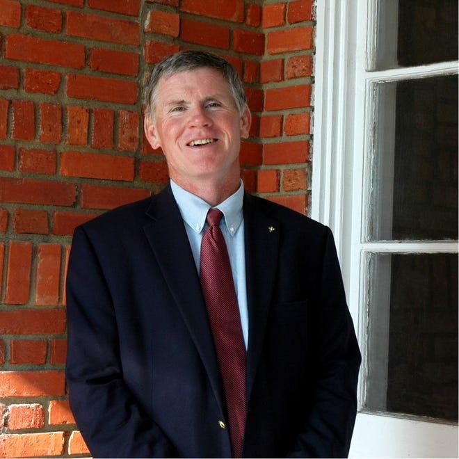 Pike Road Mayor Gordon Stone