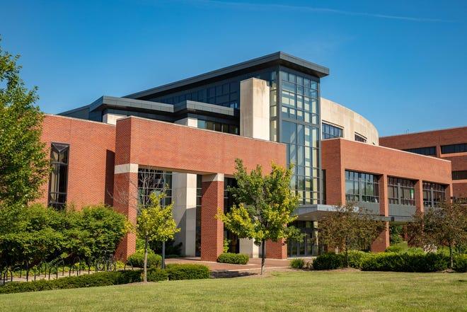 Ball State University's Letterman Building