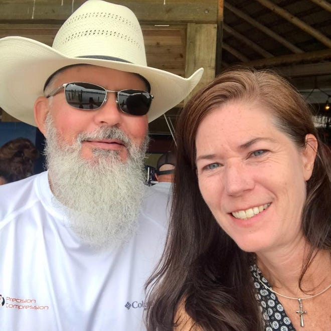 Ray and Rachel Yourgalite, died Sunday, Oct. 3, 2021, after a motorcycle crash in Sutton County.