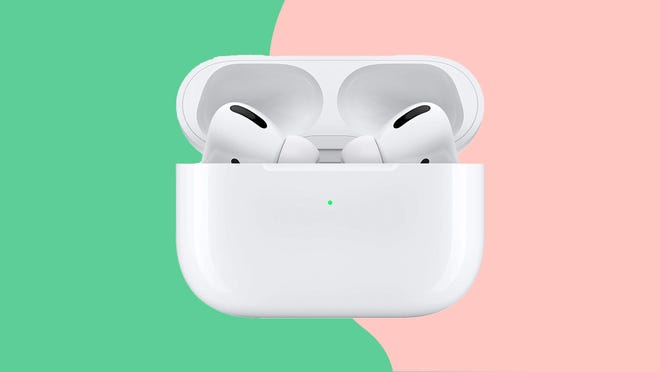 The Apple AirPods Pro are some of the best headphones on the market and you can get a pair for less than $180 at Amazon.