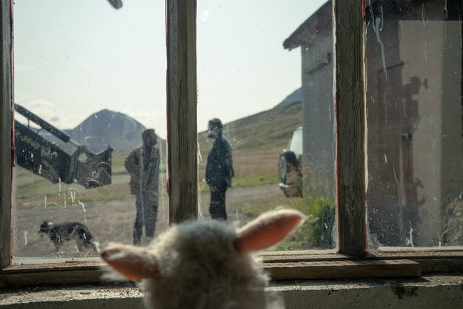 """""""Lamb,"""" an Icelandic folk horror movie from A24, is is theaters Oct. 8. It premiered in the U.S. at Austin's Fantastic Fest."""