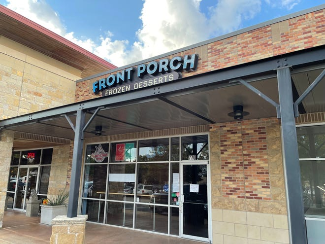 After serving the Round Rock community for eight years, Front Porch Frozen Desserts permanently closed its doors on Sept. 26.