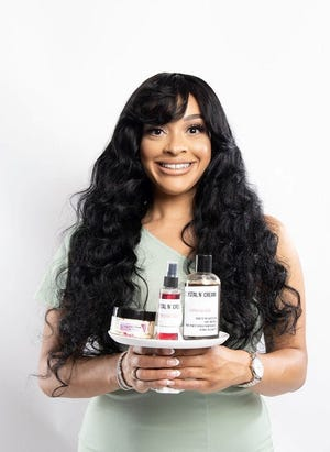 Dominique Nixon decided to open her own boutique, Crystal and Cream Boutique, after the pandemic forced her to close her Beachwood salon.