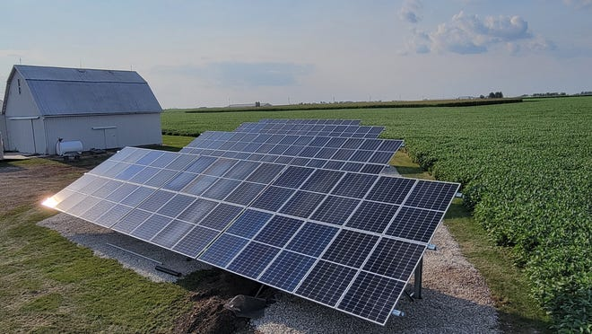Solar FX first offered its services to residential clients then broadened its reach to commercial, agricultural and industrial sites.