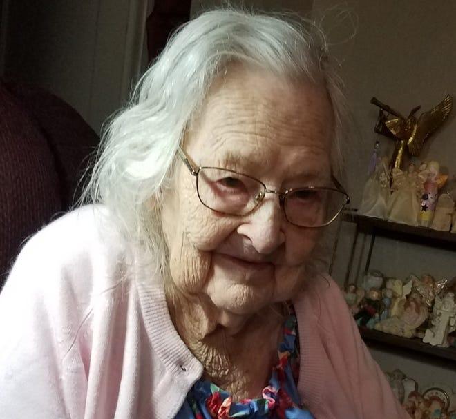 Dewey native and Bartlesville resident Doris White turns 100 on Oct. 7.