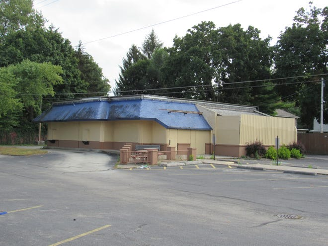 This vacant Burger King building at 3330 Indianola Ave. in Clintonville will be demolished, pending final approval from the city of Columbus.
