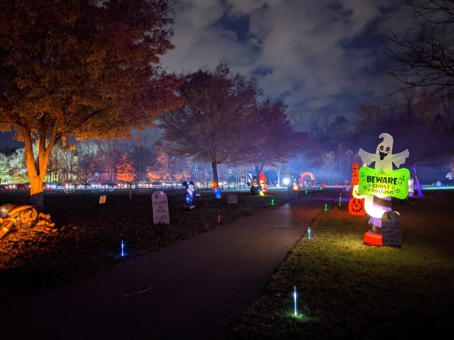 The Great Gahanna Goblin Trail will return to Academy Park, 1201 Cherry Bottom Road, Oct. 21 and 22.