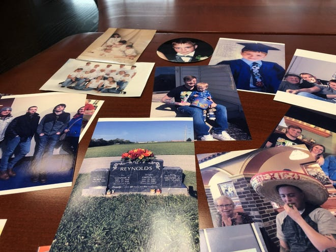 When speaking of her son, Connor, Robin Reynolds likes to share a collection of photographs that she says illustrates the breadth of his life, which ended when he was fatally shot at the age of 23. The facts of his homicide, she says, are not the sum total of her son's story.