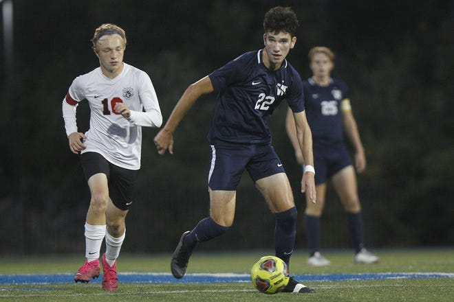 Senior midfielder Leroy Dannemiller and Wellington have been enjoying a strong season. The Jaguars were 8-3 overall before playing Tree of Life on Oct. 7 and 5-0 in the MSL-Ohio entering their league finale Oct. 9 at Columbus Academy.