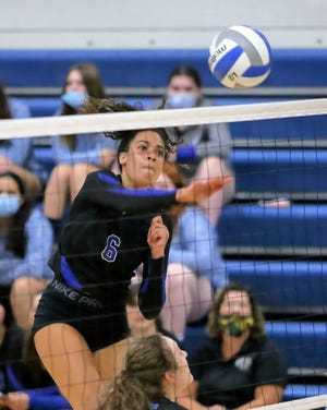 Senior Simone Daniel is one of the top contributors for Ready, which is preparing for the Division III district tournament. Daniel, who is 5-foot-11, played middle hitter during her first three seasons but has moved to outside hitter.