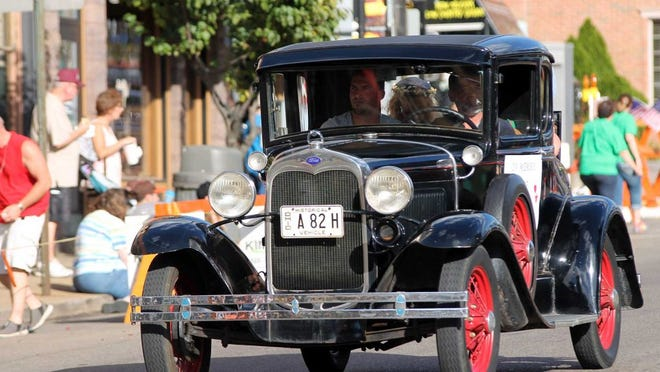 Classic cars aplenty will be on display this weekend at the Holmes County Antique Festival.