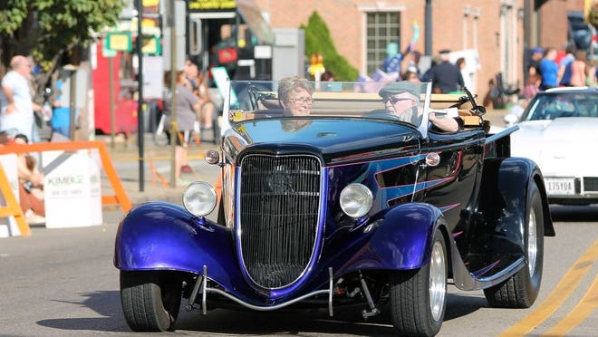 The Holmes County Antique Festival will be held Saturday and Sunday in Millersburg. A classic car and fireman's parade will be held at 4:30 p.m. Saturday. The grand parade will be held Sunday afternoon.