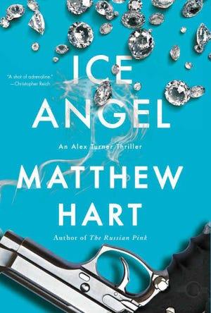 """""""Ice Angel"""" by Matthew Hart"""