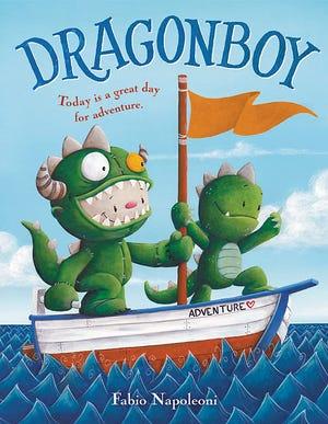 """Dragonboy"" by Fabio Napoleoni"