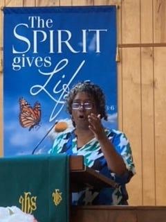 Rev. Dr. LuWanna Scott