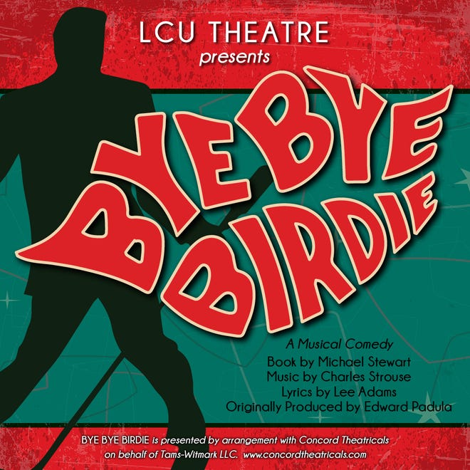 """The Lubbock Christian University Theatre Department presents its fall musical, """"Bye Bye Birdie"""", Oct.8-9."""
