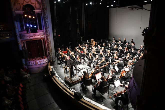 The Portsmouth Symphony Orchestra returns to the stage Sunday, Oct.24 with its2021-2022 season opening concert at The Music Hall in Portsmouth.