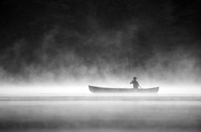 """""""A Moment of Solitude,"""" a photograph by Nancy Campbell."""