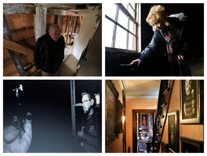 From the James House to the Isles of Shoals, here's a look at some of the most haunted places on the Seacoast.
