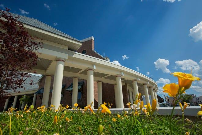 Missouri S&T's Hasselmann Alumni House. Photo by Sam O'Keefe, Missouri S&T.