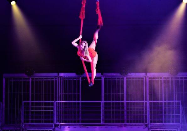 "Cirque Italia will present ""Cirque Alcatraz"" from Oct. 7-10, 2021, at University Park Mall in Mishawaka."
