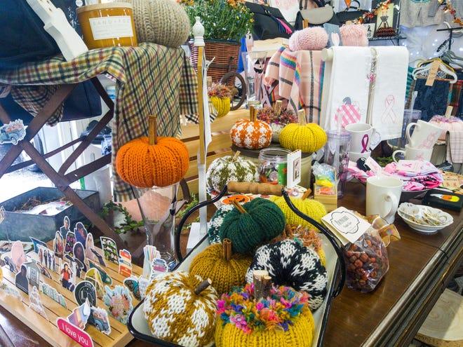 "The Homespun Hydrangea will present the ""Homespun Fall Artisan Market"" on Oct. 9, 2021, at the St. Joseph County 4-H Fairgrounds."
