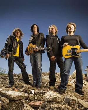 Little Texas will play at the 25th annual Texas Country Reporter Festival on Oct. 23 in Waxahachie.
