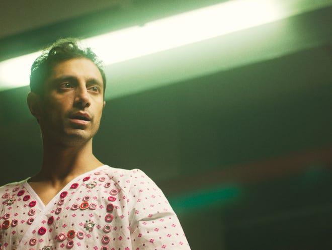 """Riz Ahmed in a scene from """"Mogul Mowgli"""""""