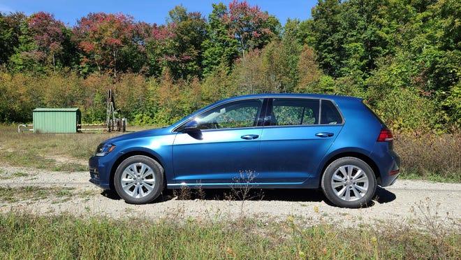 2021 VW Golf hatch inspired a new gen of big V-dub SUVs.