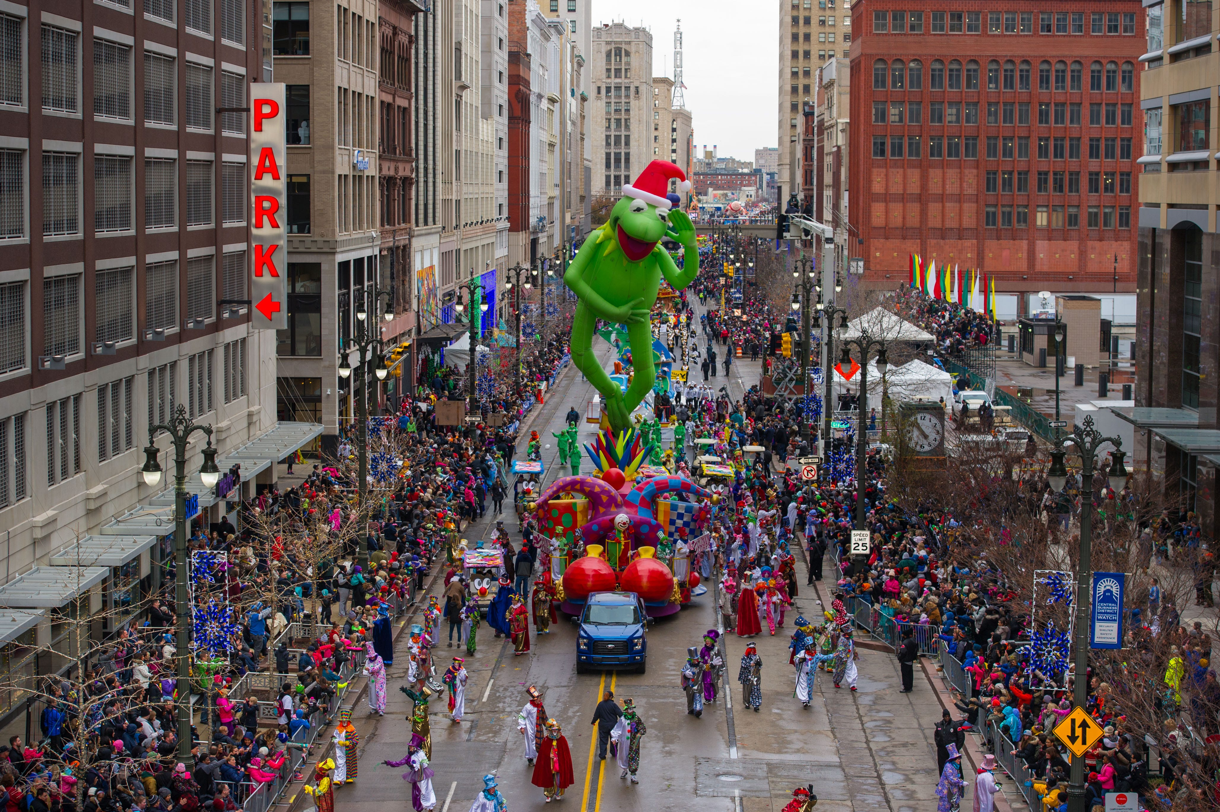America's Thanksgiving Day Parade will return 'live and in-person' this year