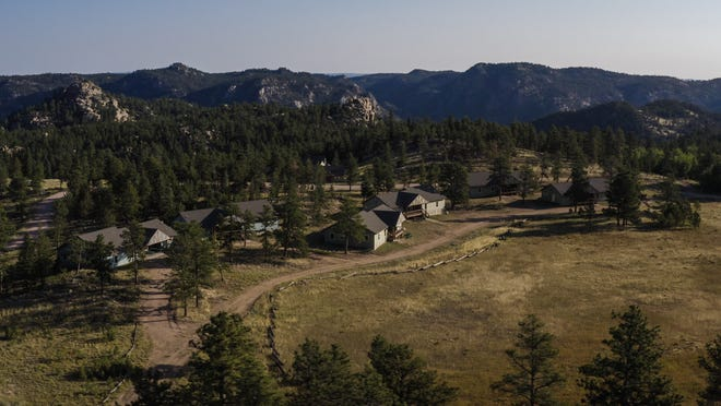 DU purchased the former Magic Sky Ranch property in late 2021 from the Girl Scouts of Colorado to create its new mountain campus.