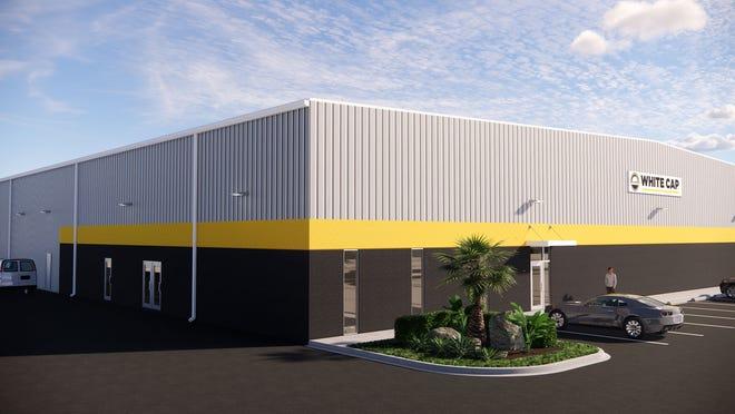White Cap warehouse