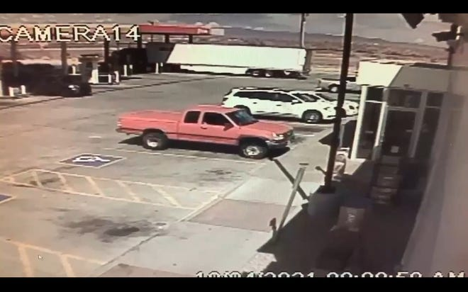 The Maricopa County Sheriff's Office is asking for the public's help identifying this vehicle, which was involved in a hit-and-run in Wittman on Oct. 4, 2021.